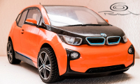 BMW i3 1/10 scale reproduction